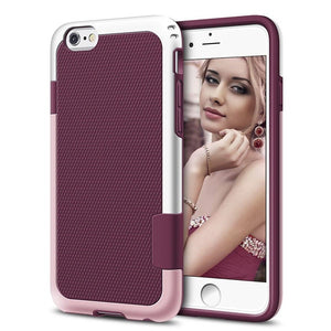360 Full Protection Hard Case For iPhone's