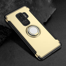 Luxury 360 Ring Hard Case For Samsung S9 Plus