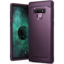 Anti-knock Brushed Metal Texture Case For Samsung Galaxy Note 9