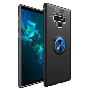 Premium 360 Ring Shockproof Case For Samsung Note 9