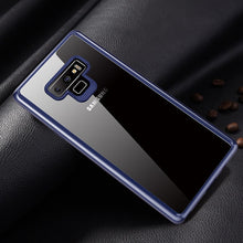 Full Protective Transparent Case For Samsung Galaxy Note 9