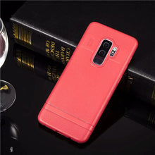 Anti-knock Soft Silicone TPU Back Cover For Samsung S9/S9+