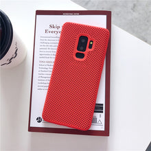Anti-knock Soft Silicone TPU Back Cover For Samsung S9 Plus