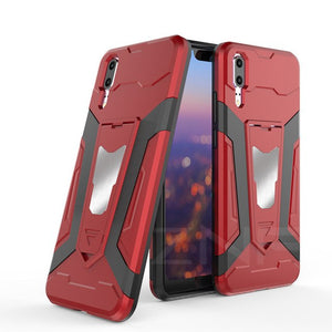 Ultra Magnetic Shockproof Armor Case For Huawei P20 Pro
