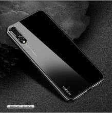 Luxury Clear Plating Case For Huawei P20 Pro