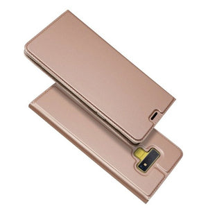 Luxury Leather Wallet Flip Case For Samsung Galaxy Note 9