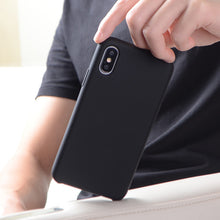 Ultra Soft Silicone Case For iPhone Xs / Xs Max