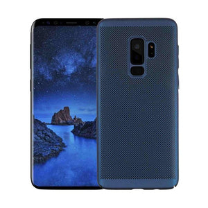 Full Protective Breathable Hard Case For Samsung Galaxy S9 Plus
