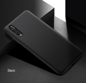 Anti-knock Soft Silicone TPU Case For Huawei P20 Pro