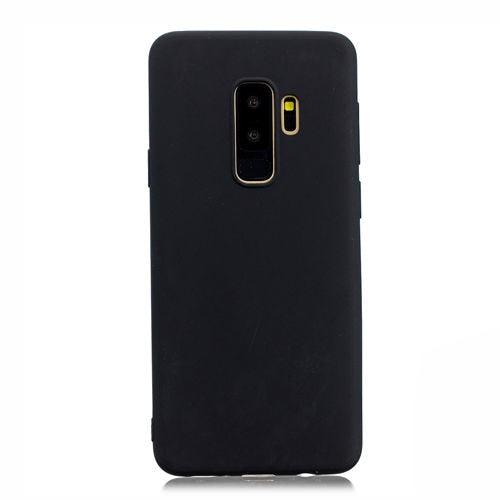 Anti-knock Soft Silicone TPU Case For Samsung Galaxy S9 Plus