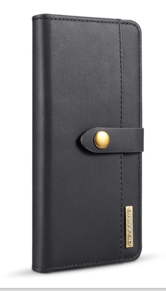 Luxury Genuine Leather Card Holder Wallet For Samsung Galaxy Note 9