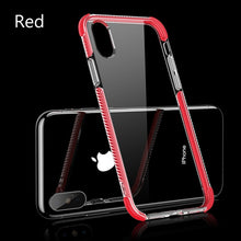 Ultra Thin Soft Silicone Transparent Case For iPhone Xs / Xs Max