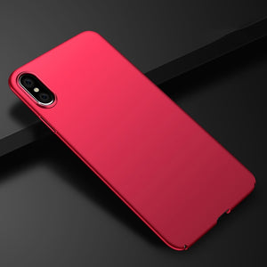 360 Full Protection Hard Case For iPhone Xs / Xs Max