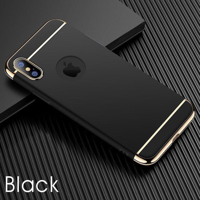 Full Protective Shockproof Case For iPhone X