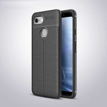 Ultra Soft Shockproof Lichee Case For Google Pixel 3 / 3 XL