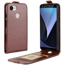 Fashion Flip Vertical Leather Wallet For Google Pixel 3 / 3 XL