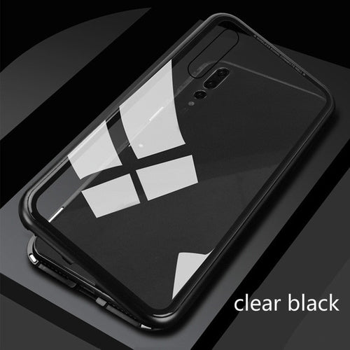 Ultra Magnetic Case For Huawei Phones
