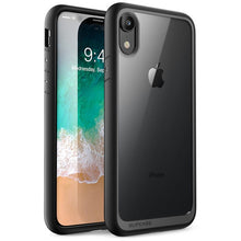 Full Protective Transparent Case For iPhone XR