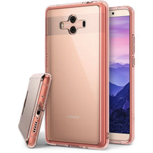 Luxury Double Protection Transparent Case For Huawei Mate 10 Pro