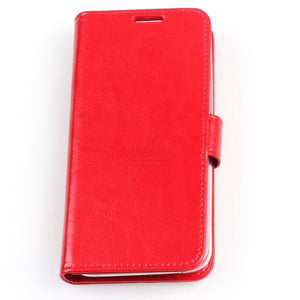Luxury Flip Card Holder Leather Wallet For Huawei Mate 20 Lite
