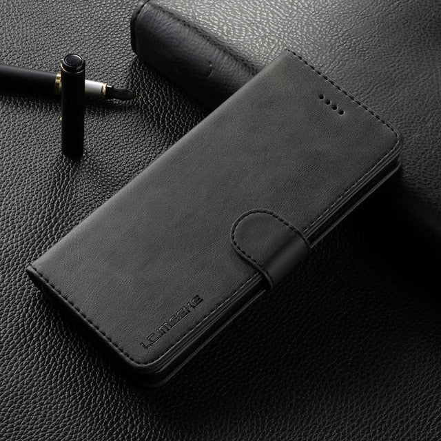 Luxury Flip Card Holder Leather Wallet For Huawei Mate 10 Pro