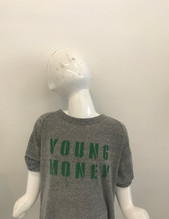 Young Money baseball Tee (little man)