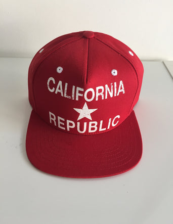 California Republic Hat (Men's)