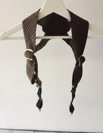 Antonio Rivas Straps (Brown)