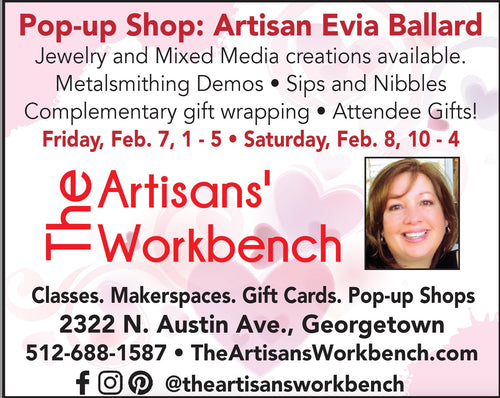 Pop-up Shop: Artisan Evia Ballard