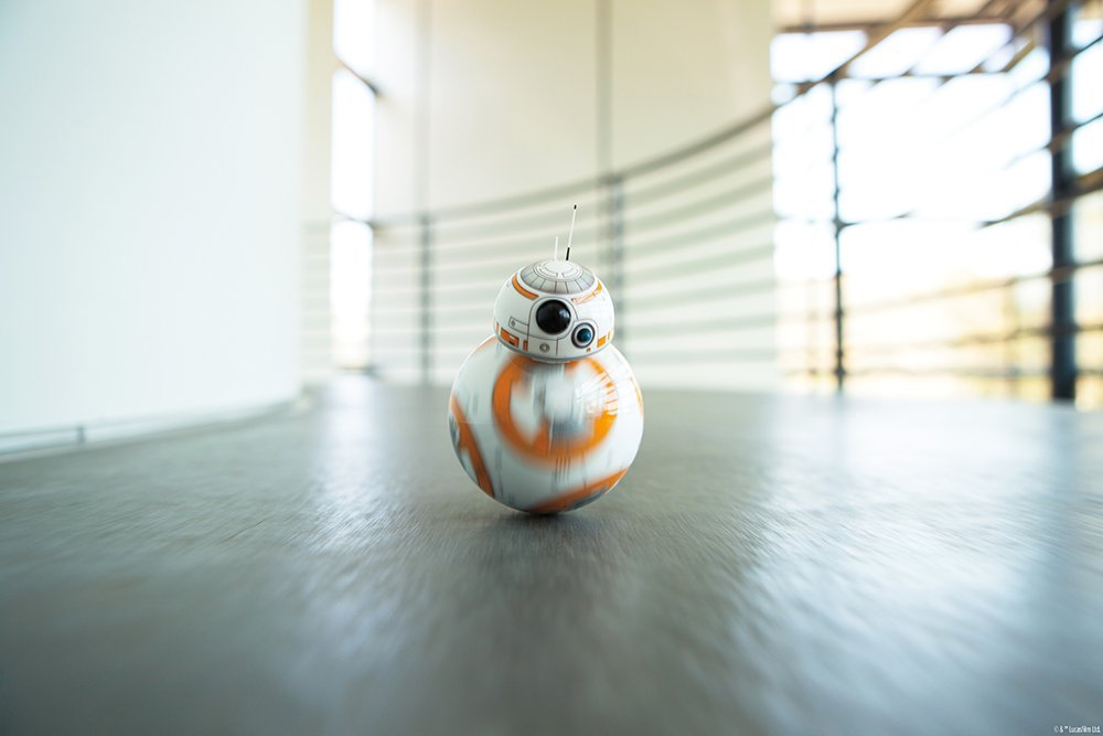 Star Wars RC- Hero Droid BB-8