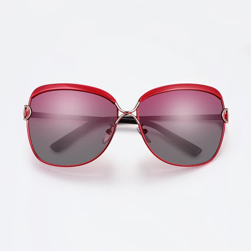 Women's Polarized Butterfly Sunglasses
