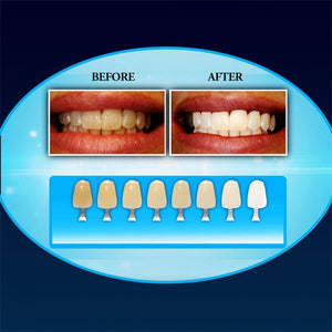 20 Minute Dental Whitening Kit LED Light