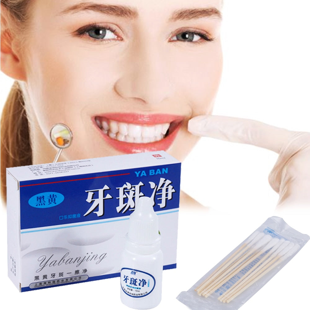Magic System Teeth Whitening