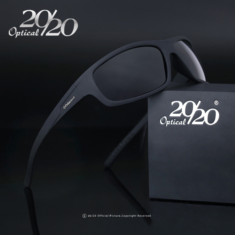 Optical New Polarized Sunglasses Men Fashion
