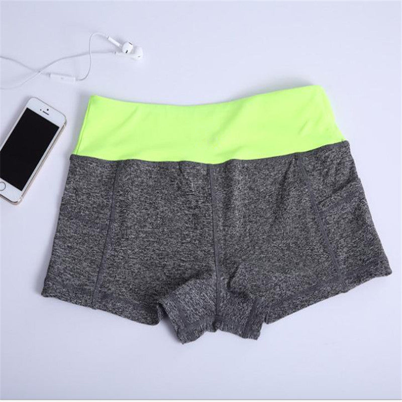Shorts Women slim fitted