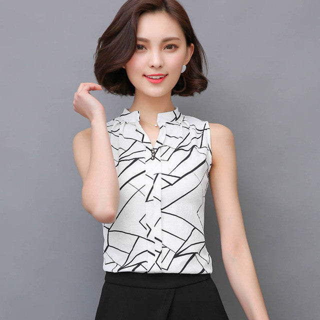 SoperwilltonWomen Tops Casual Sleeveless V-Neck Fashion