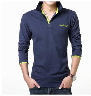 Polo Shirts Long Sleeve