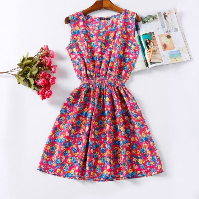 Summer Women Dress