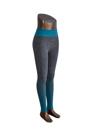 Fitness Ombre  Pants Slimming Leggings