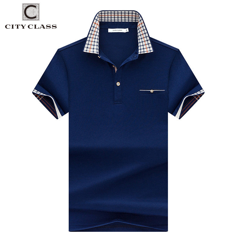 CITY CLASS New Mens Polo Shirt