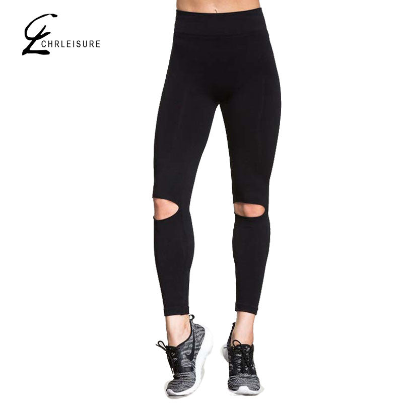 CHRLEISURE S-XL Women Push Up Leggings Workout