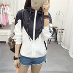 Women New Jacket Windbreaker