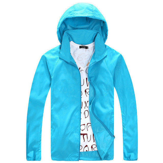 Spring Autumn Summer Brand Men's Women's Casual Jacket