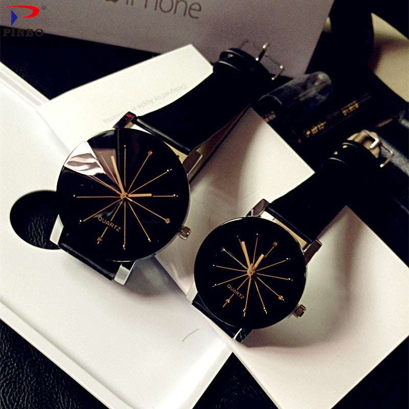Black Chic Watch Women / Men