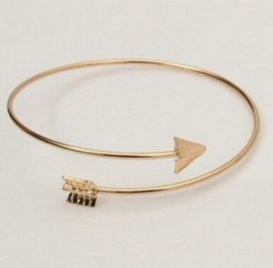 Adjustable Arrow Bracelet
