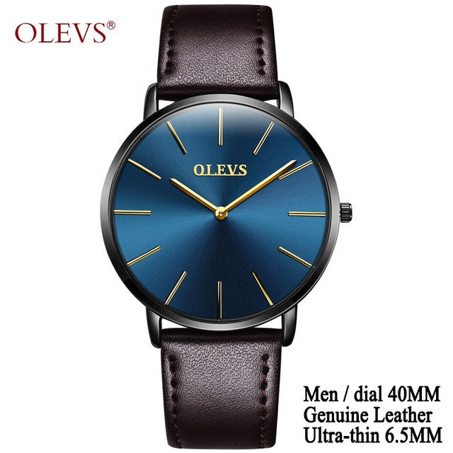 Ultra thin Men's & Womens Watches