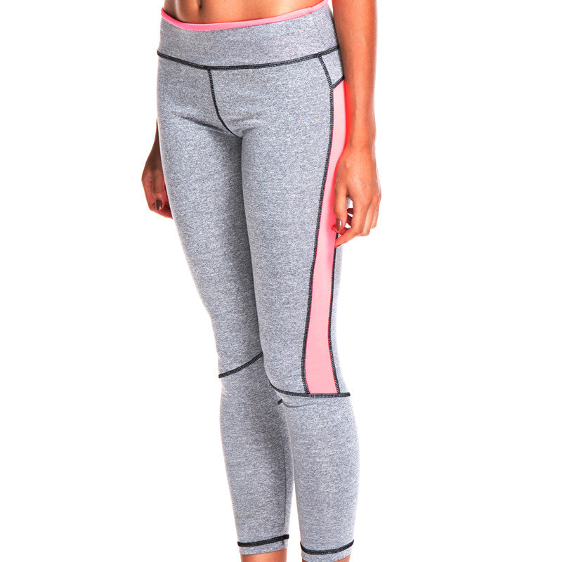 Sporting Movement Fold High Waist Fitness