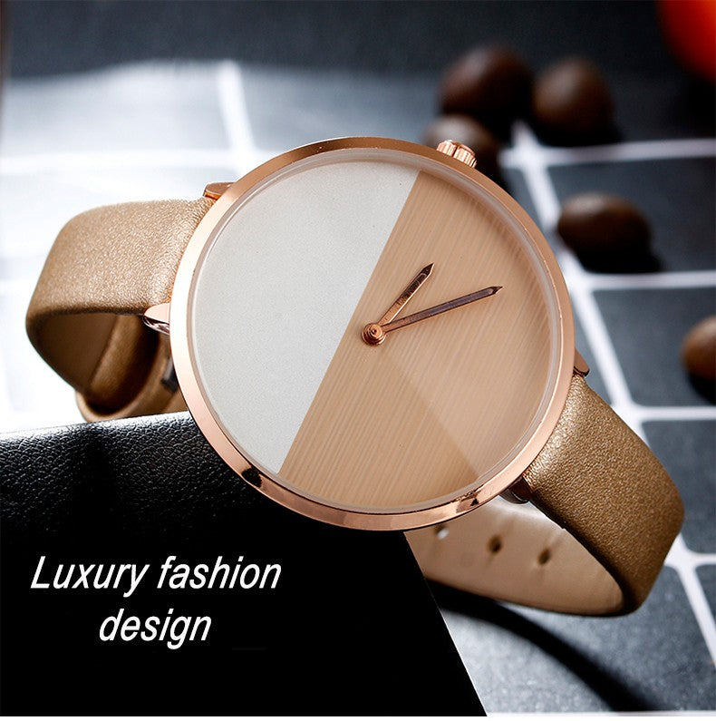 Luxury Fashion Design Watch