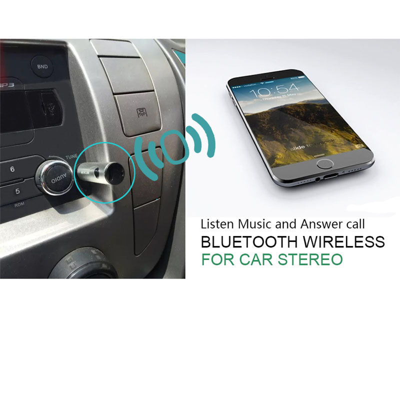 Mini Bluetooth 4.1 Music Receiver Adapter
