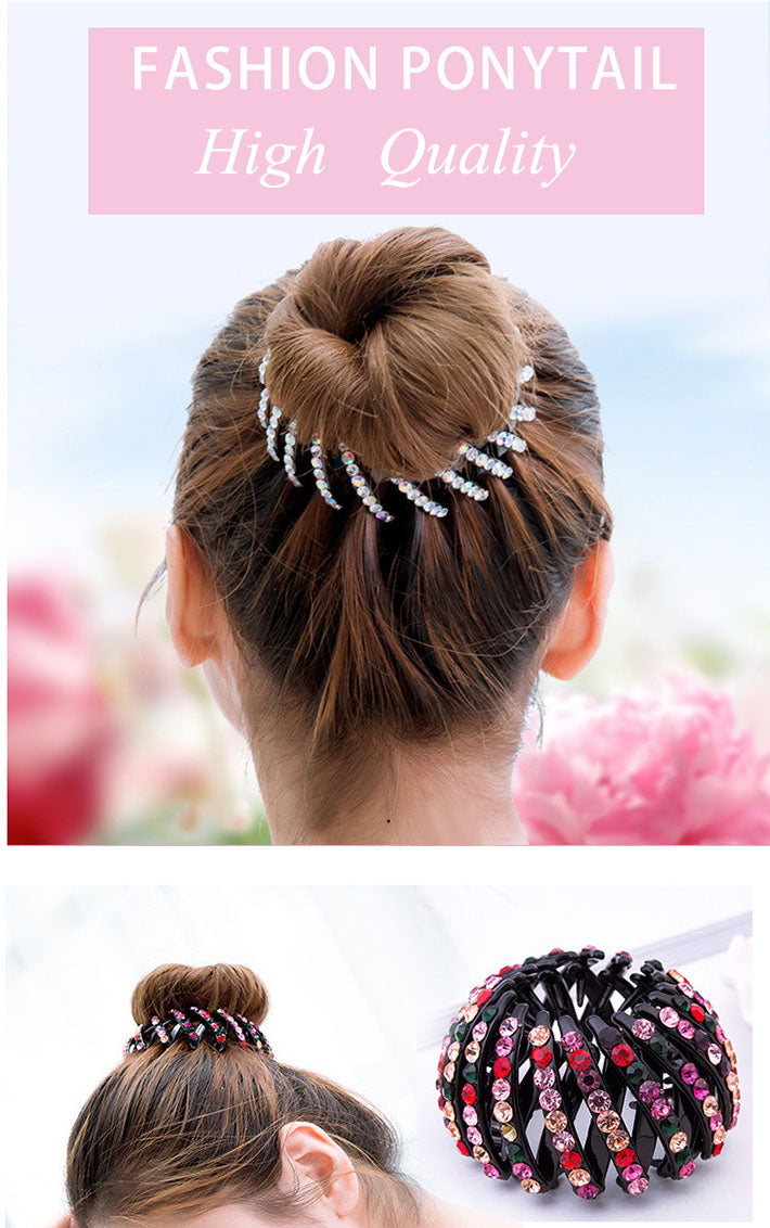 Fashion Bird  Hairband Expanding